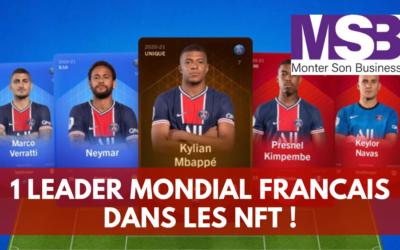 Sorare : la startup qui relie les cartes de foot à collectionner NFT et les cryptomonnaies