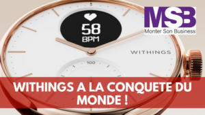 Withings made in france