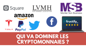 entreprises dominantes bitcoin crypto